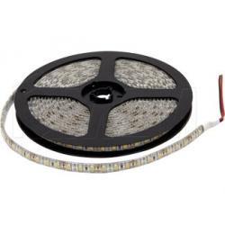 Лента светодиодная 3528/120, 12V, 5 м, теплый белый 3200К, IP65, 9.6W/1м