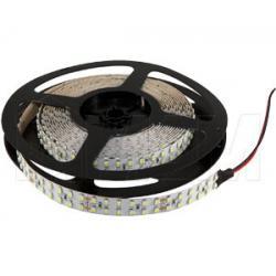 Лента светодиодная 3528/240, 24V, 5 м, теплый белый 3200К, IP33, 19.2W/1м