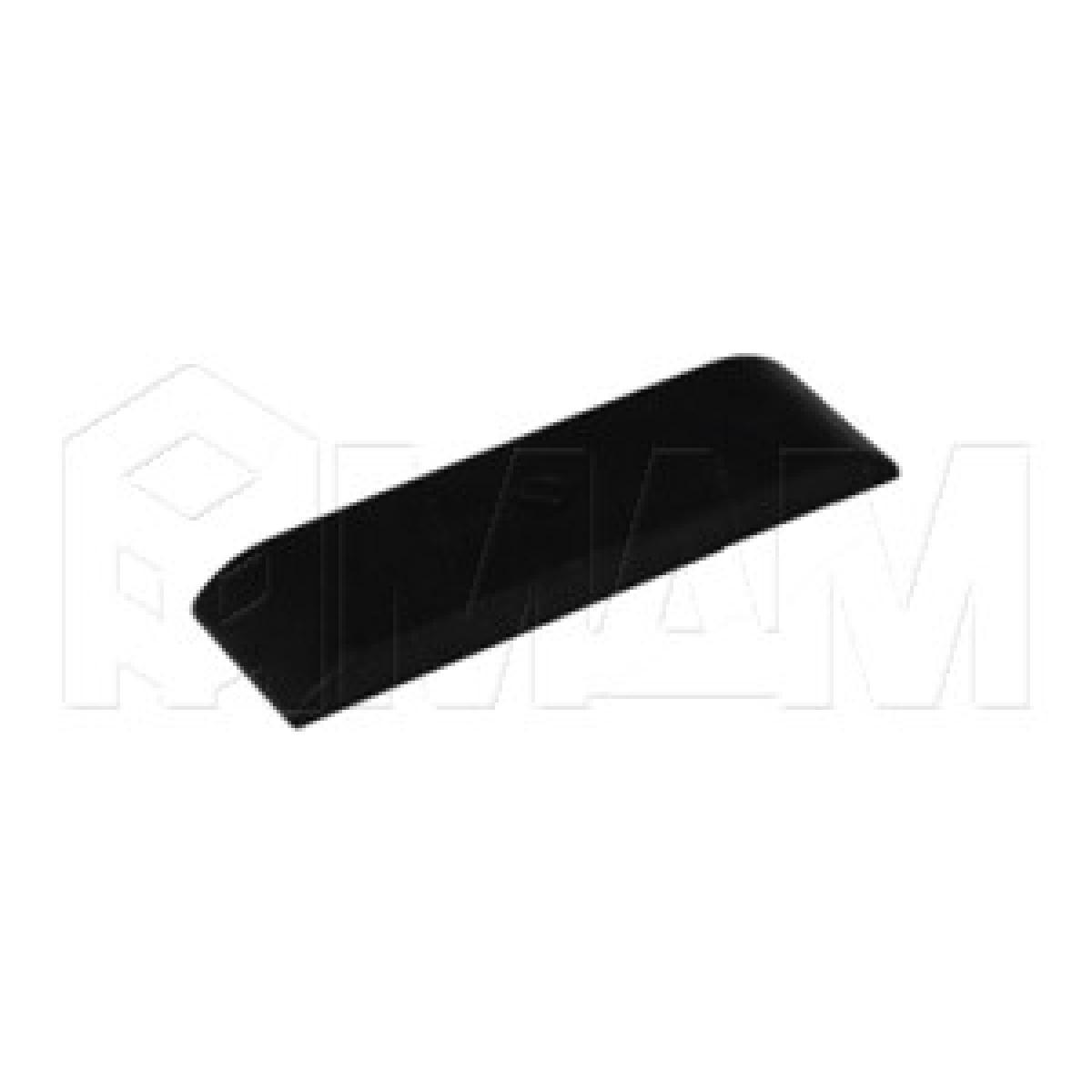 LIBRA CC2 Заглушка для навесов D12, пластик, черная