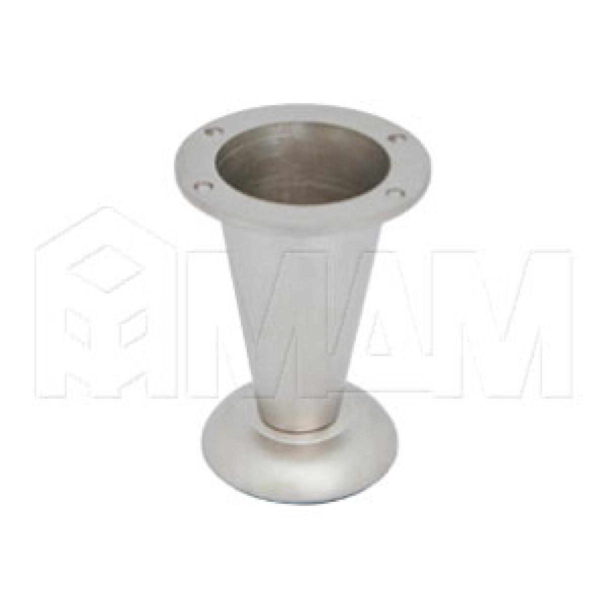 Опора декоративная Н103мм никель матовый