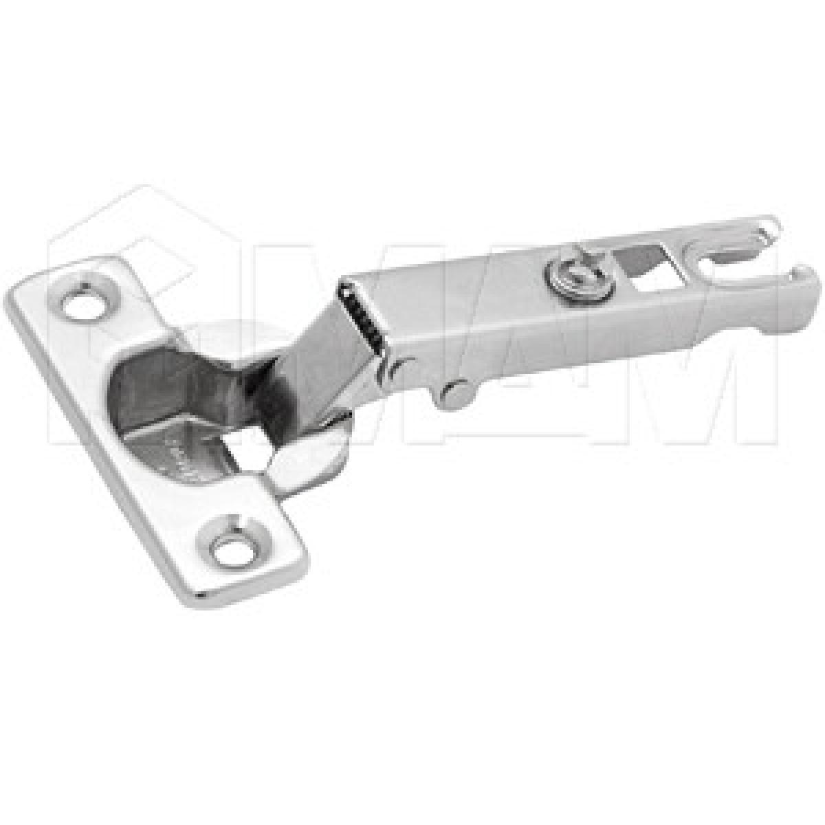 Четырехшарнирные петли - Петля Mini QS стандартная (90/105) накладная