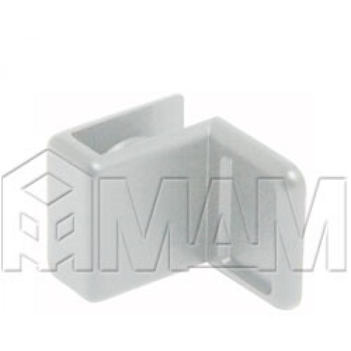 Специальные петли - Ручка для стекл. двери с петлями D/11, хром