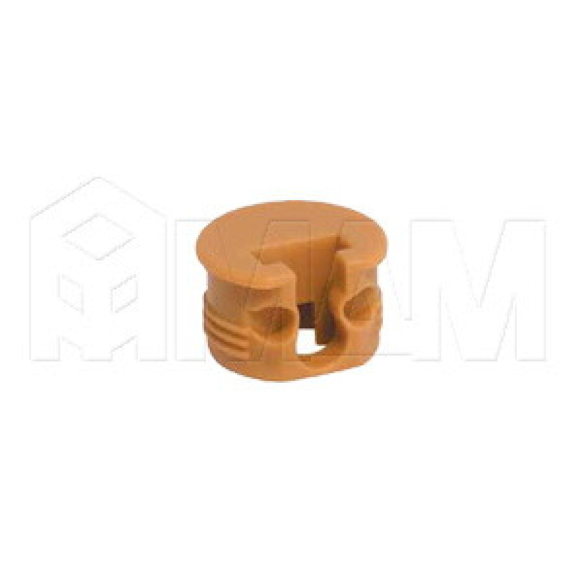 SI03 Полкодержатель для деревянных полок с фиксацией, бук