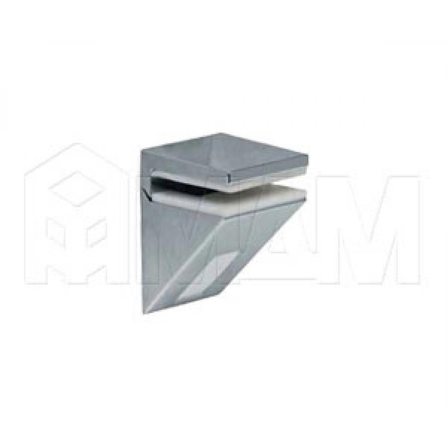 KALABRONE MINI Менсолодержатель для стеклянных полок 5 - 10 мм, хром