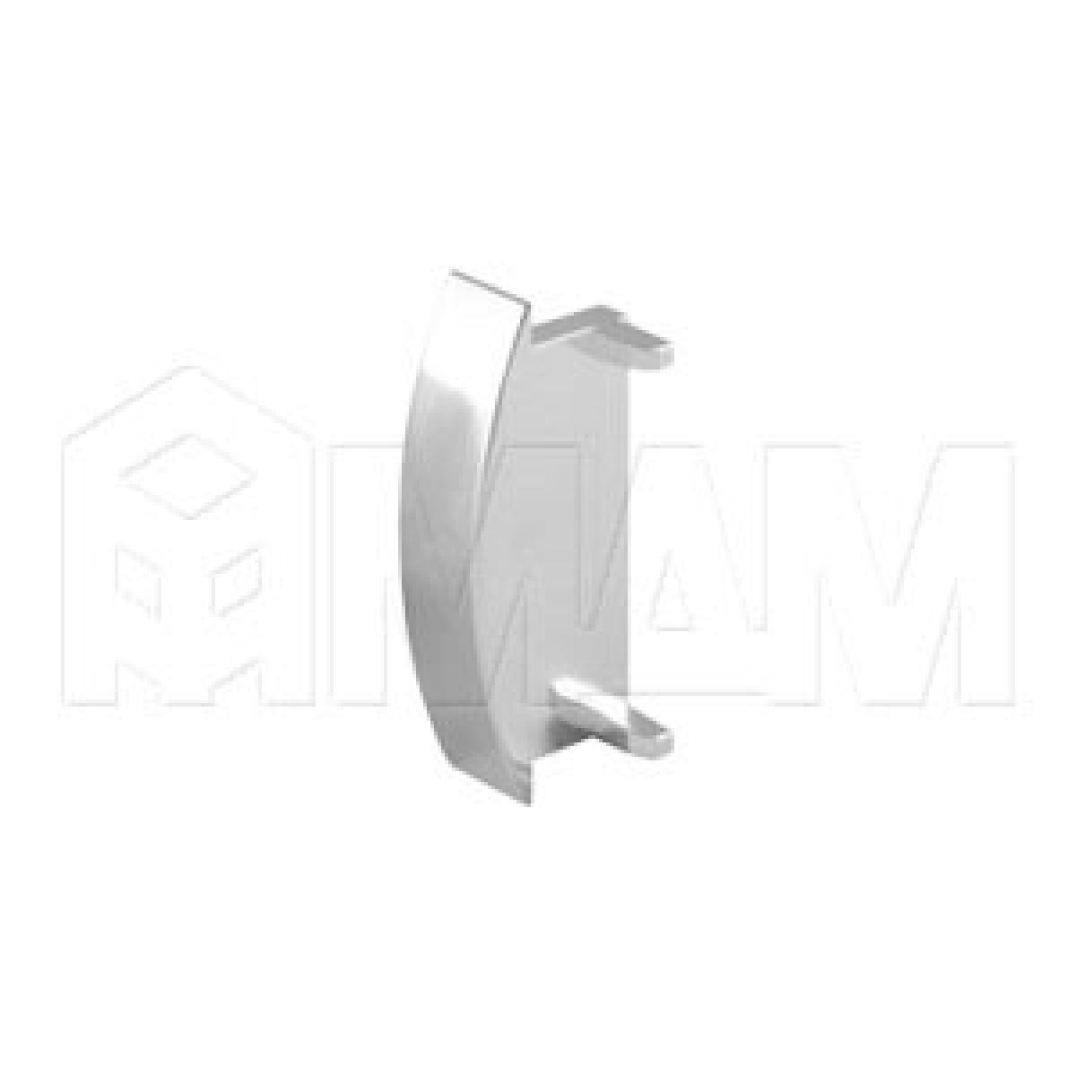 Торцевая заглушка для профиля PH.RU05 хром (1шт)