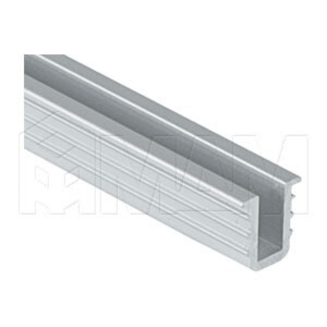 MiniCabinet Направляющая верхняя, серебро, L-5500