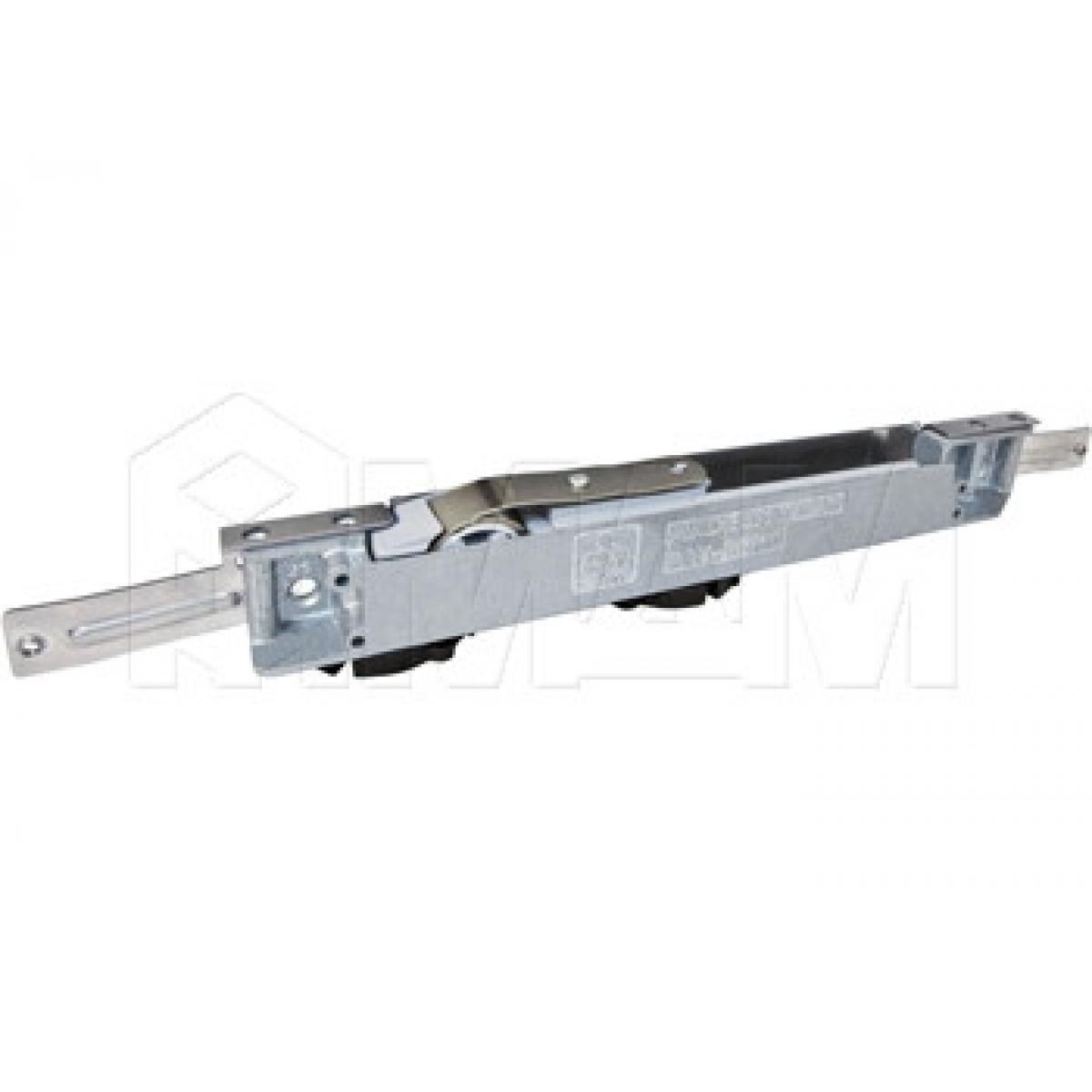SOFTSPACE доводчик двухстороннего действия для двери 35 - 50 кг + 2 стопора