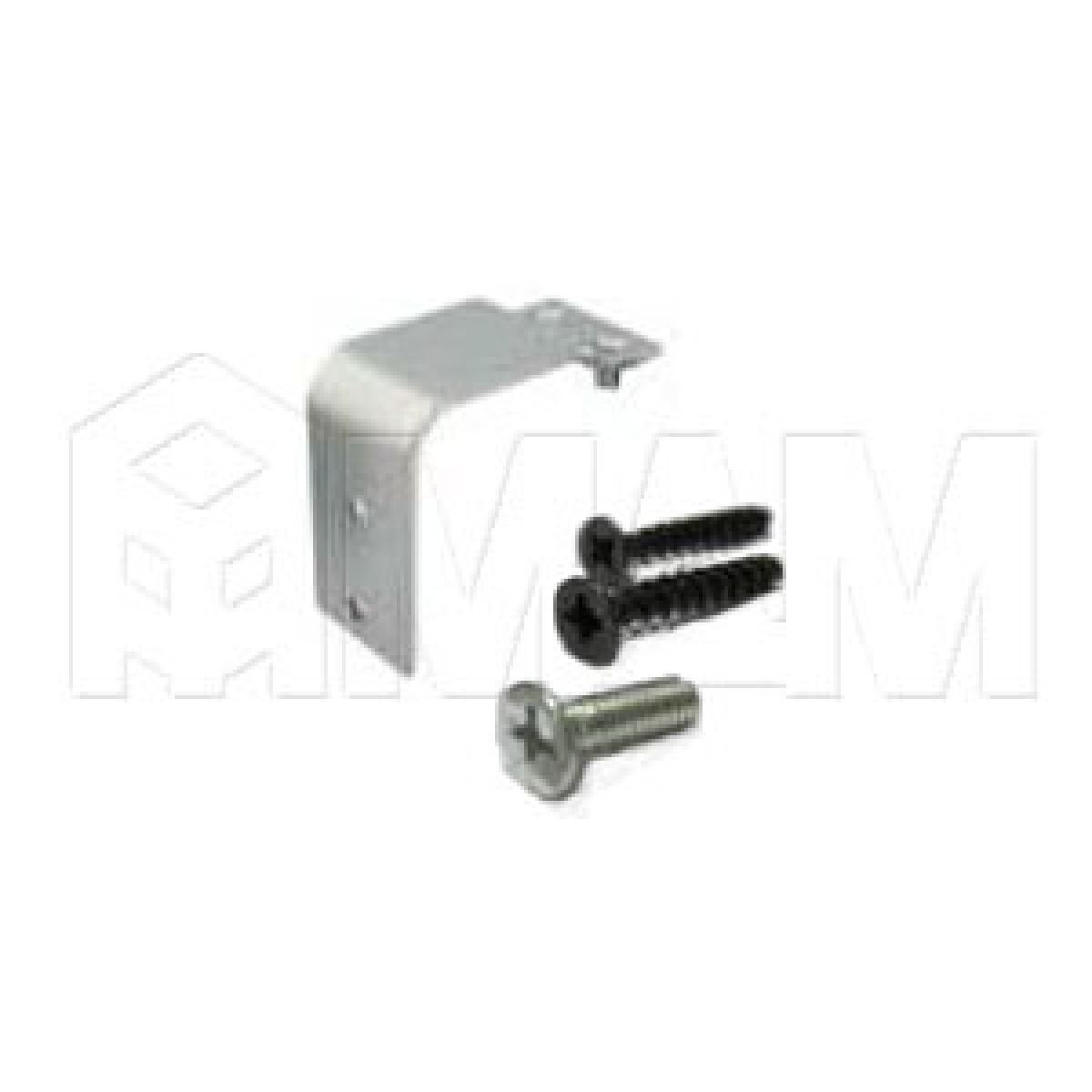 Softspace двухстор. крепление для внешн. двери до 18 мм + компл. винтов и саморезов