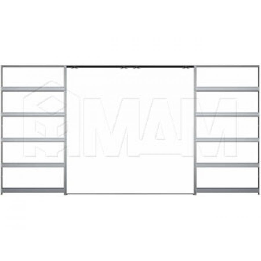 GUSTAVSON Пенал для двух дверей, толщина 100 мм