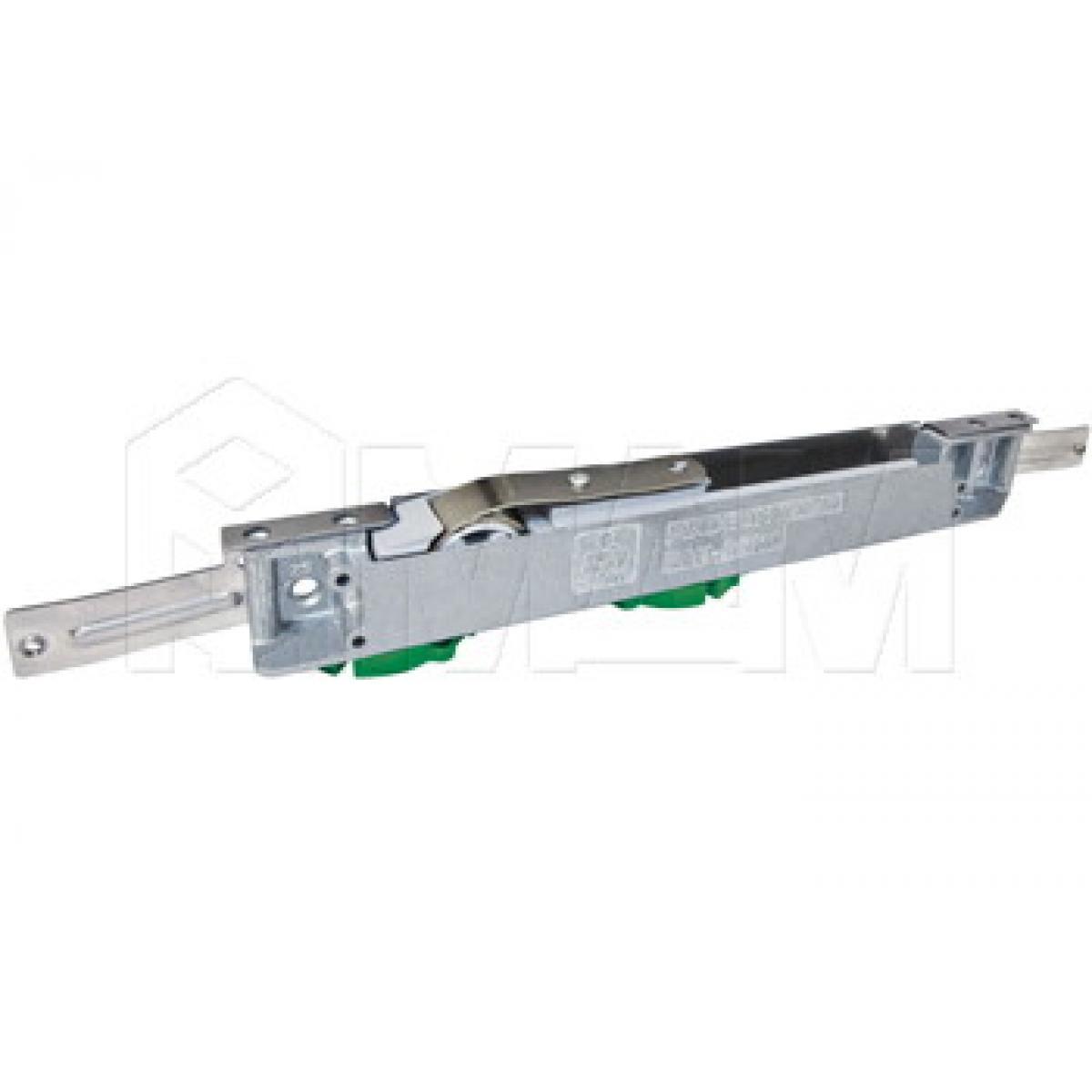 SOFTSPACE доводчик двухстороннего действия для двери 45 - 60 кг + 2 стопора