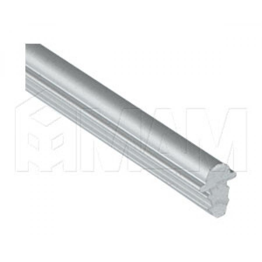 MiniCabinet Направляющая нижняя, серебро, L-5500
