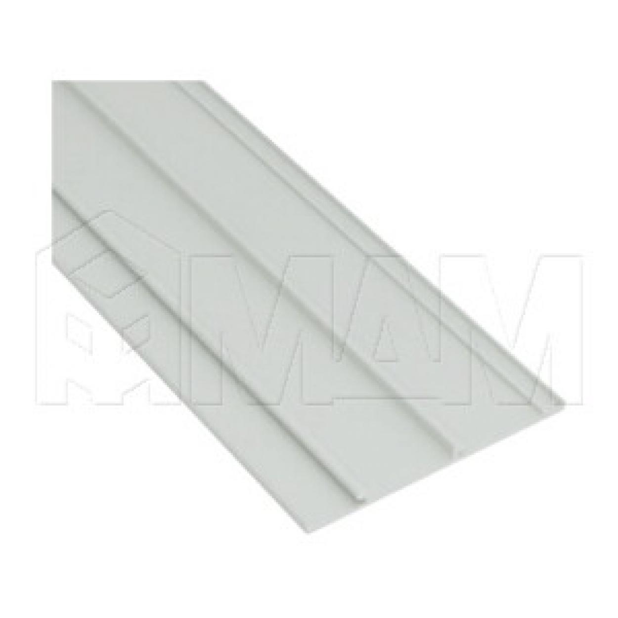 STANDART Декоративная планка, серебро, L-3000