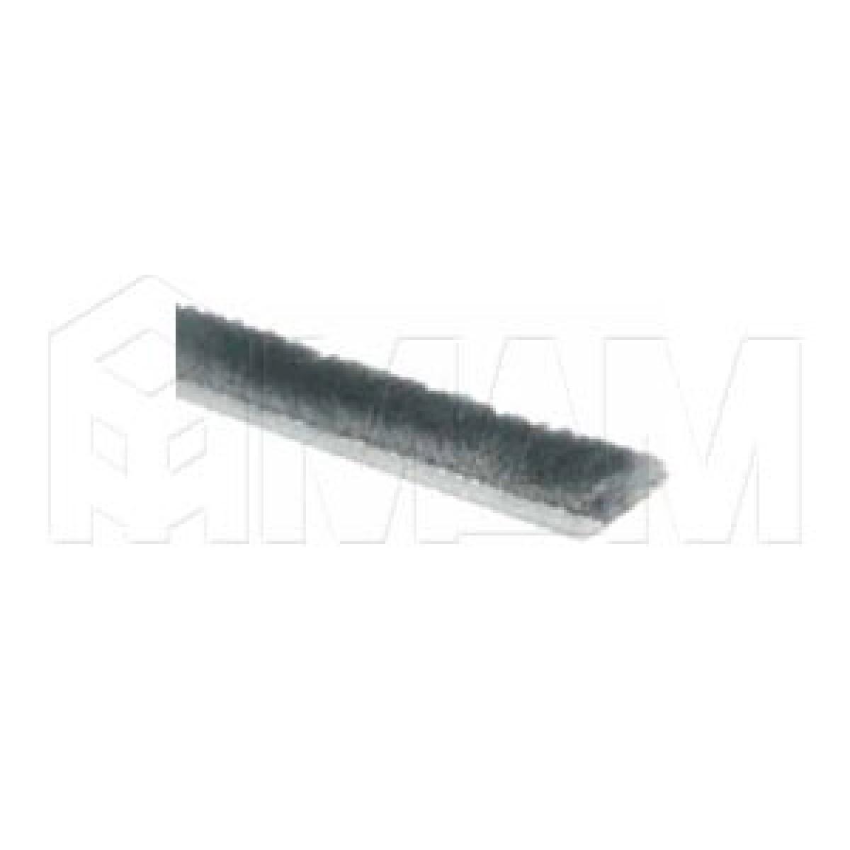 Шлегель самокл. 6 мм серый