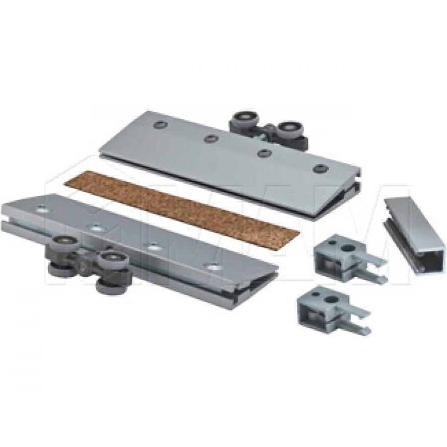 PORTAGLASS Комплект роликов для стекла 8 - 12 мм