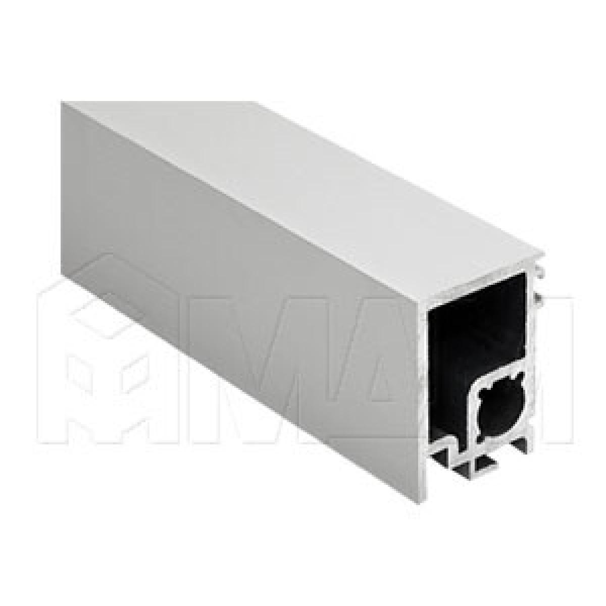 PS19.5 Вертик. профиль узкий, серебро, L-6100