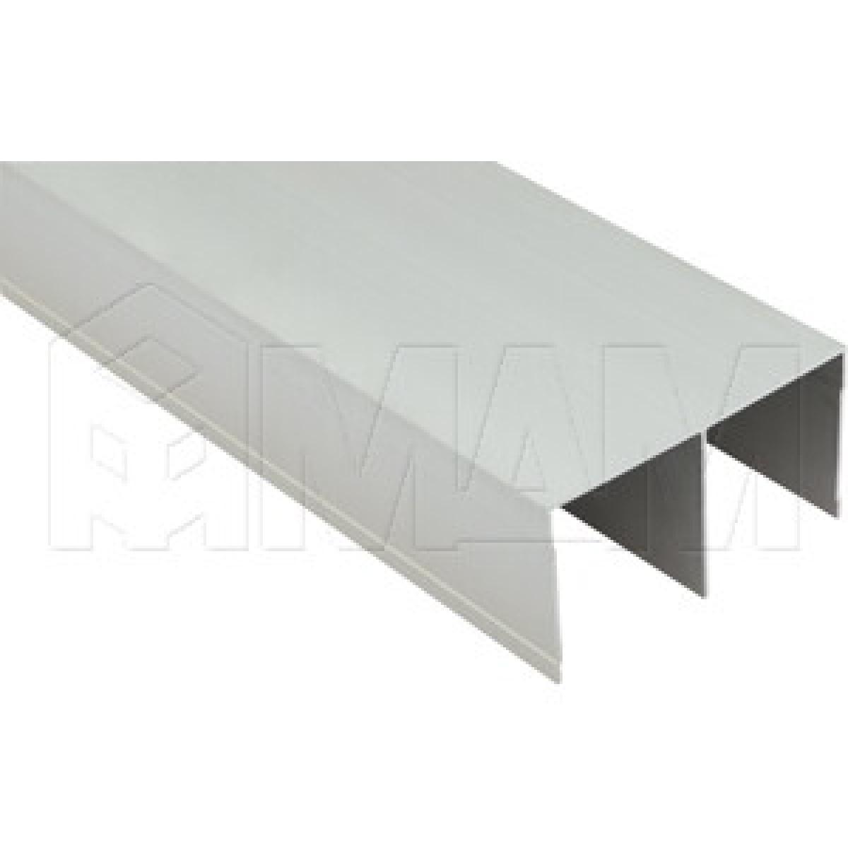 INTEGRO ECO Направляющая верхняя серебро, L-5400