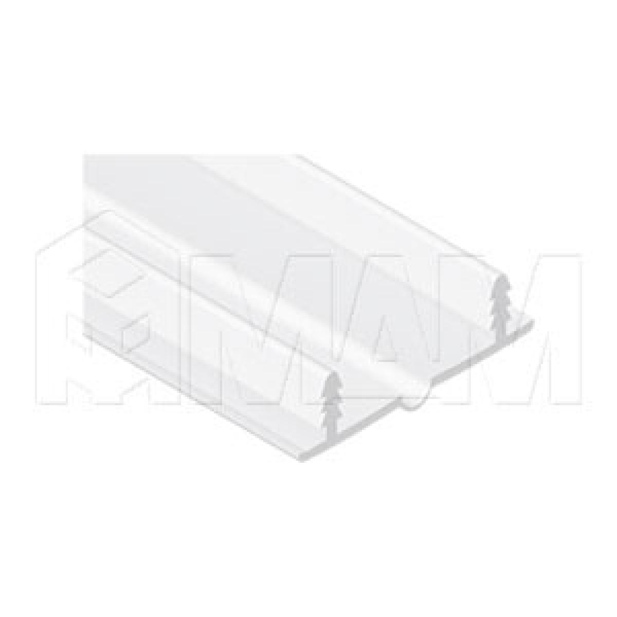 PS11 Профиль-заглушка, белый, L-2600