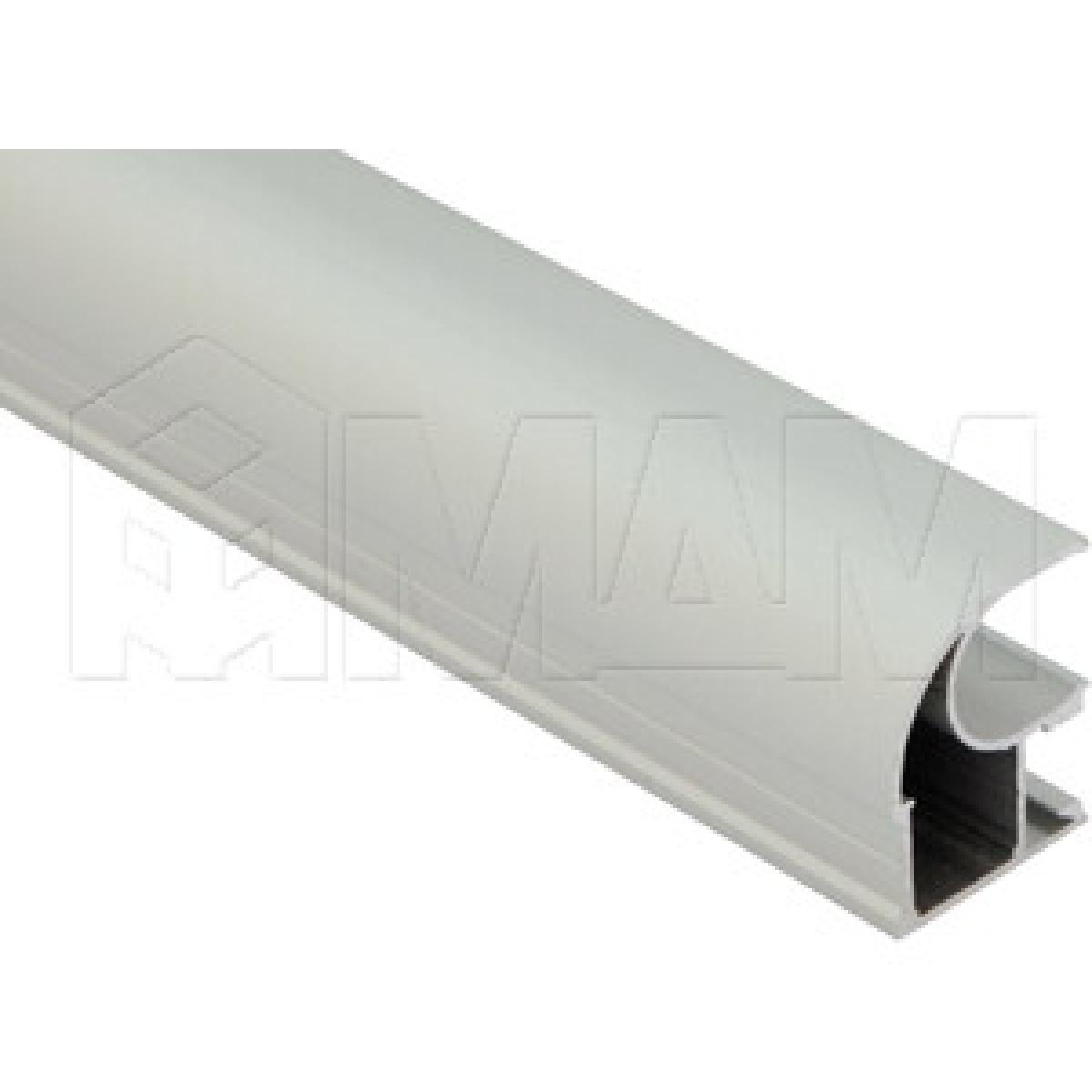 INTEGRO Профиль-ручка асим. серебро, L-5400