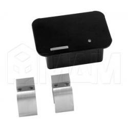 INVISIBLE Замок электронный RFID для 2-х дверей, выдвижной, частота 125 кГц